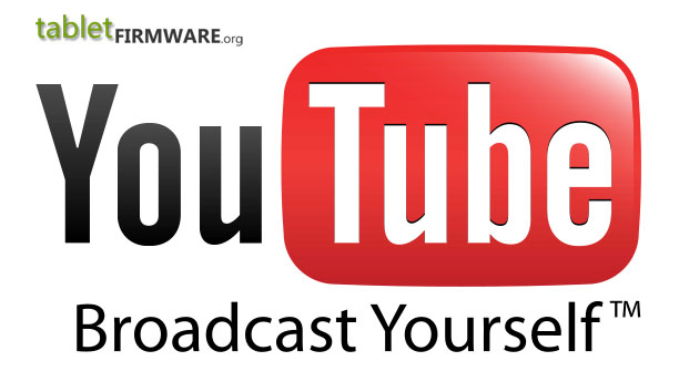 YouTube for Android tablets
