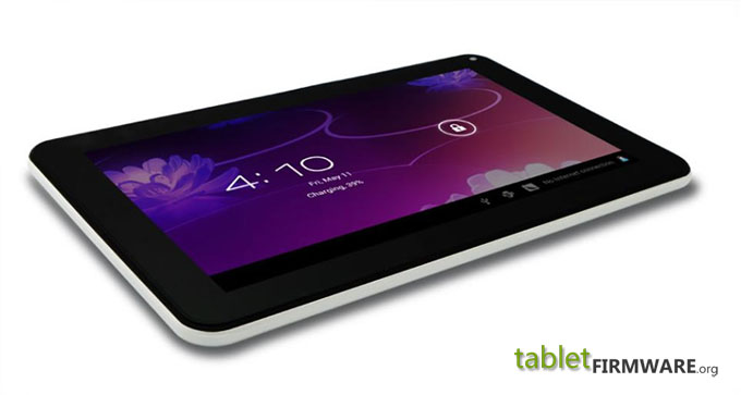 9 inch Allwinner A13 Tablet Android 4.2 Jelly Bean firmware