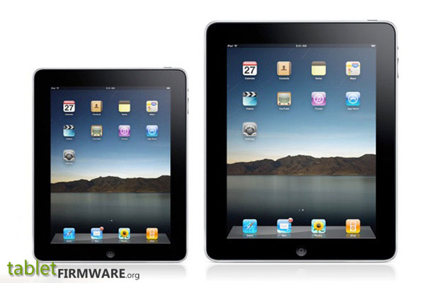 Apple iPad is testing 8.0'' tablet