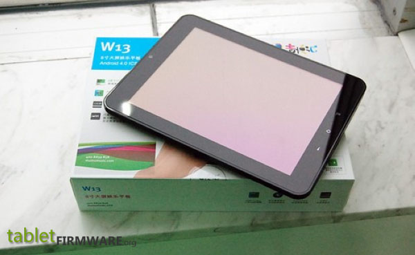 Ramos Fancy W13 high defination Android 4.0 ics tablet