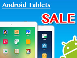 Android Tablets on sale