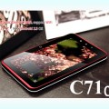 zenithink c71 7'' capacitive tablet pc