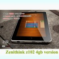 zenithink z102 GPS 10 inch wifi 3g tablet pc